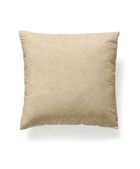 Funda cojín loneta, modelo Levante, beige