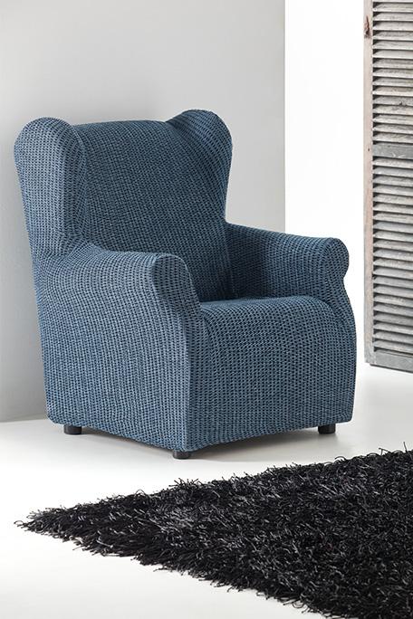 Funda de sillón orejero, modelo Tivoli