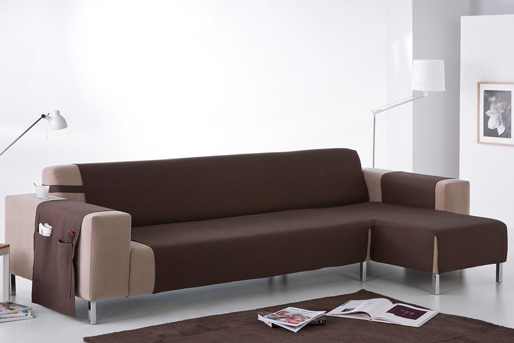 Fundas para sofas chaise longue finest funda chaise - Tuco zaragoza ...