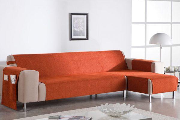Funda de sofá chaiselongue, modelo Master