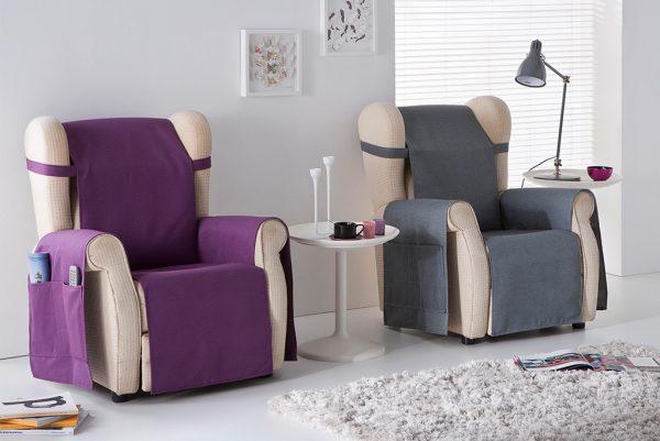 Funda cubresofá, sillón relax, modelo Betta