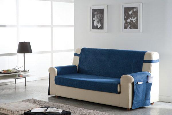 Funda de sofá, cubresofá, modelo Petra