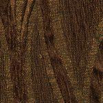 Funda elástica ajustable, modelo Isabela marrón