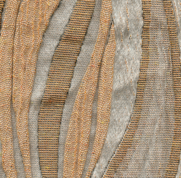 Funda elástica ajustable, modelo Isabela oro