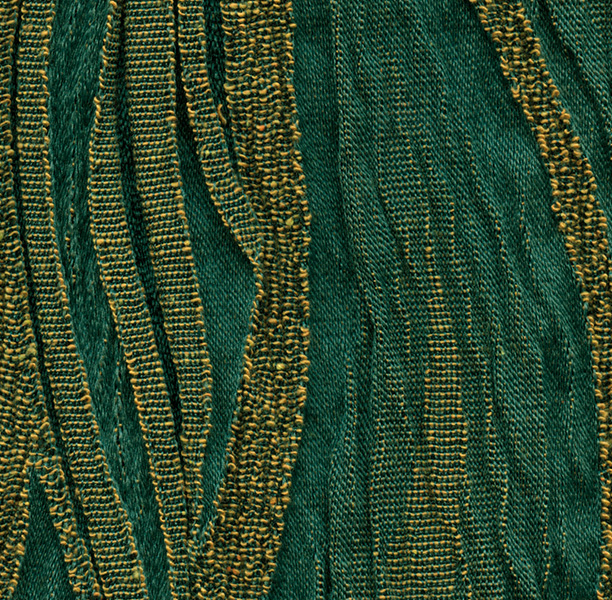 Funda elástica ajustable, modelo Isabela verde