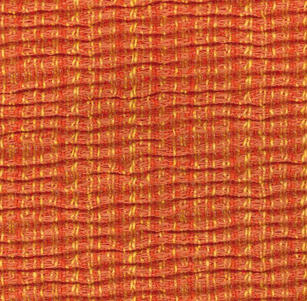 Funda elástica ajustable, modelo Rústica naranja