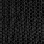 Funda elástica ajustable, modelo Túnez negro