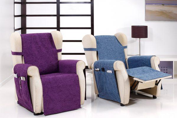 Funda cubresofá, sillón relax, modelo Altea