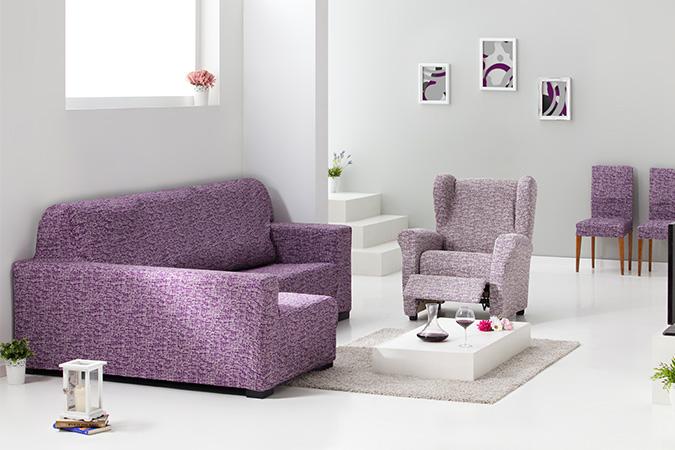 Fundas de sofá, ambiente malta