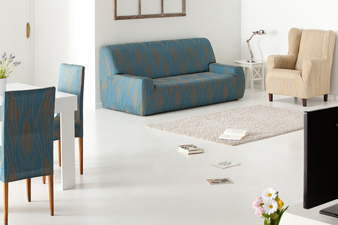 Fundas de sofá, ambiente Isabela