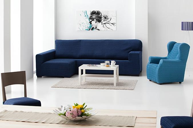 Fundas de sofá, ambiente Rústica
