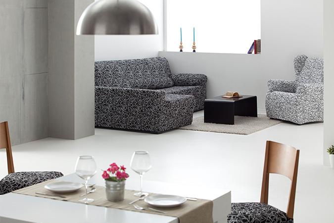 Fundas de sofá, ambiente Sirocco