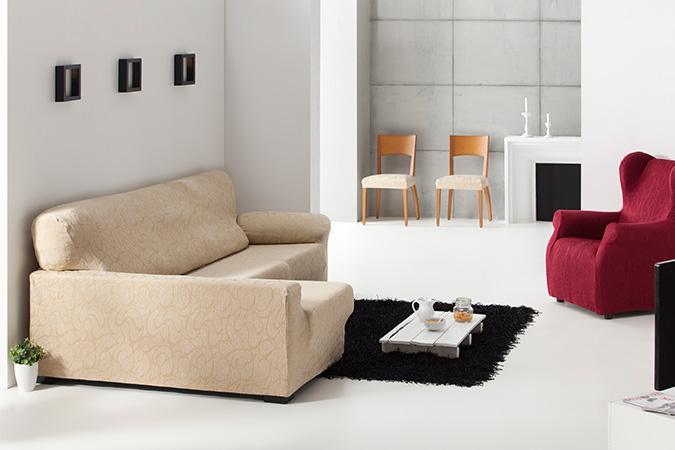 Fundas de sofá, ambiente Tous