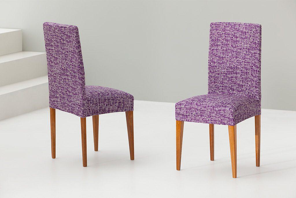 Funda para silla modelo malta fundas sof s el sticas al - Fundas de sillas ikea ...