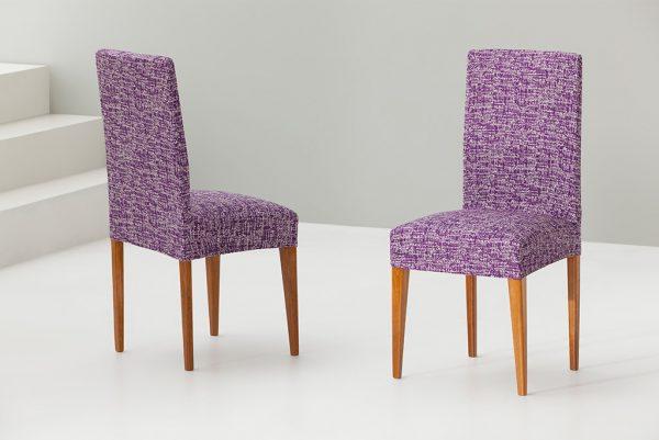 Funda para silla con respaldo, modelo Malta