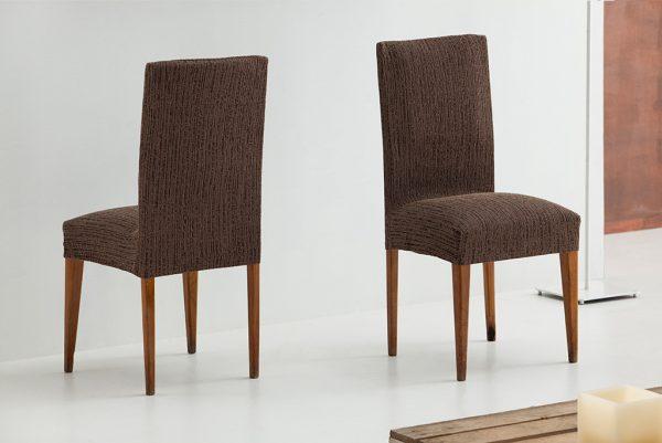 Funda para silla con respaldo, modelo Tibet