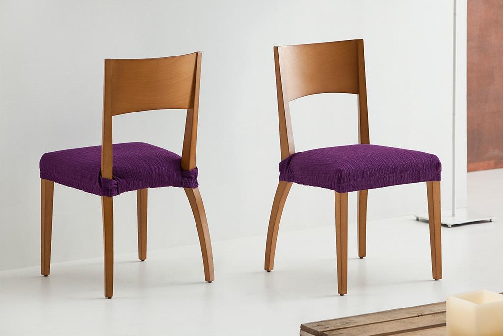 Funda para silla con respaldo modelo tibet fundas - Fundas elasticas para sillas ...