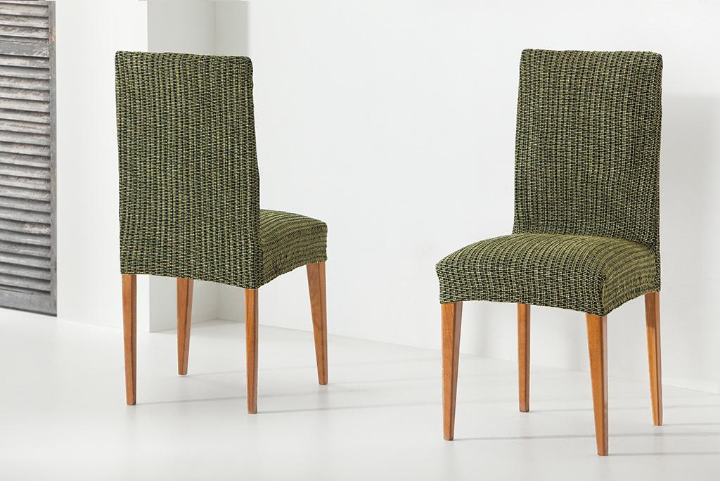 Funda para silla con respaldo modelo tivoli fundas sof s el sticas - Fundas elasticas ...