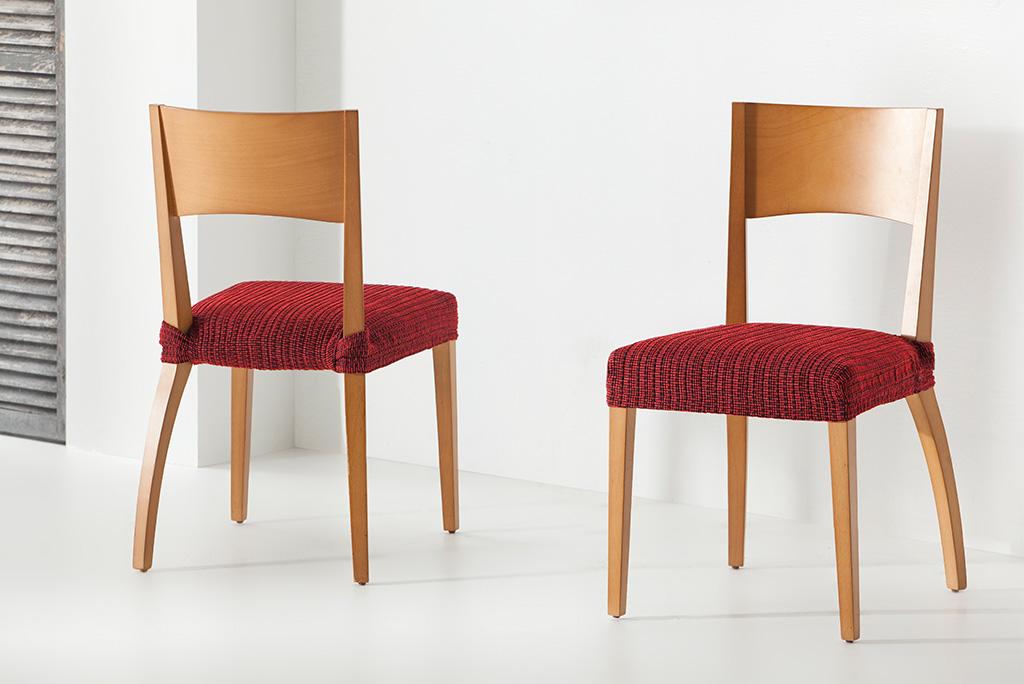 Funda para silla con respaldo modelo tivoli fundas sof s el sticas - Fundas elasticas para sillas ...