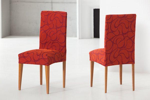 Funda para silla con respaldo, modelo Tous