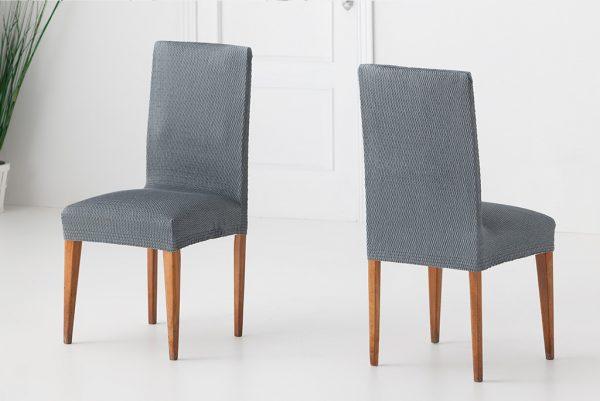 Funda para silla con respaldo, modelo Túnez
