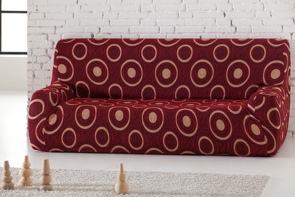 Funda de sofá elástica, modelo Marbella