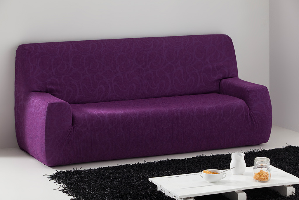 Funda de sof el stica modelo tous fundas de sof al - Fundas elasticas sofa ...