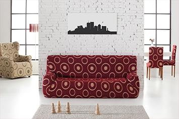 Medidas fundas de sofá convencional