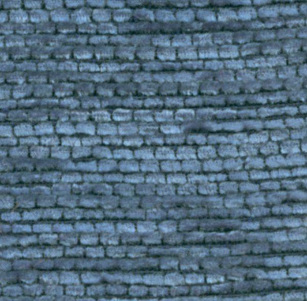 Tela, color azul, tapicería, modelo Altea