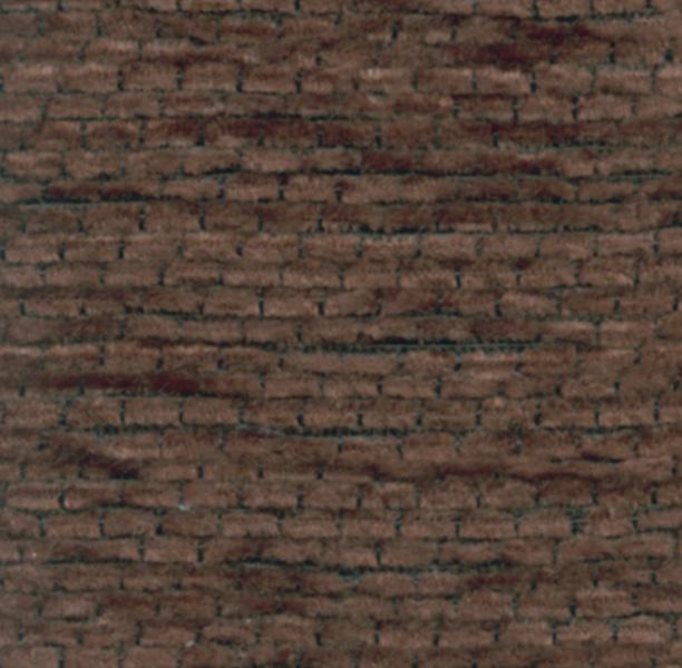 Tela, color marrón, tapicería, modelo Altea