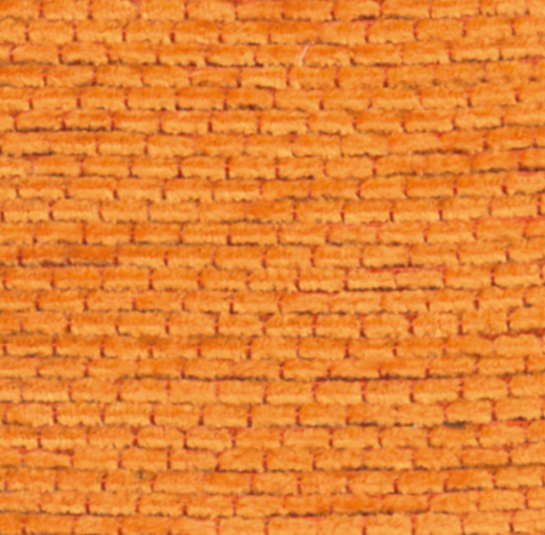 Tela, color naranja, tapicería, modelo Altea