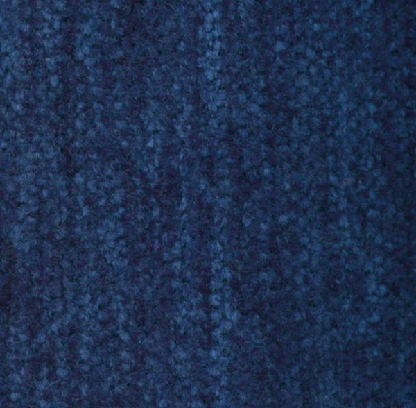 Tela, color azul, tapicería, modelo Master