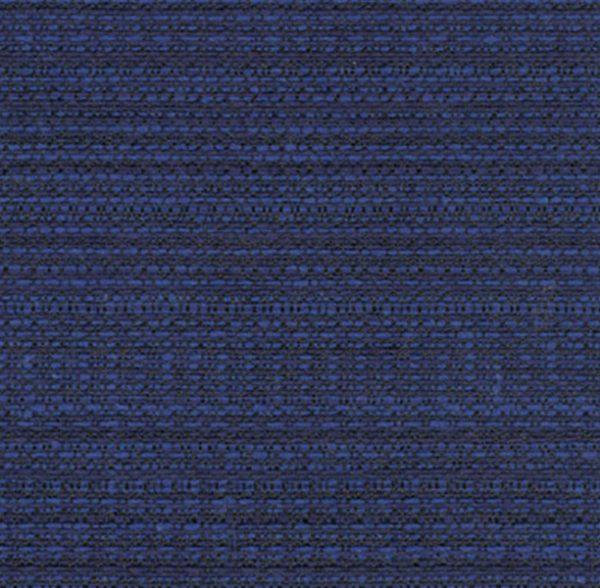 Tela, color azul, tapicería, modelo Ribera