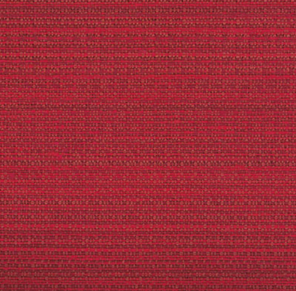 Tela, color rojo, tapicería, modelo Ribera