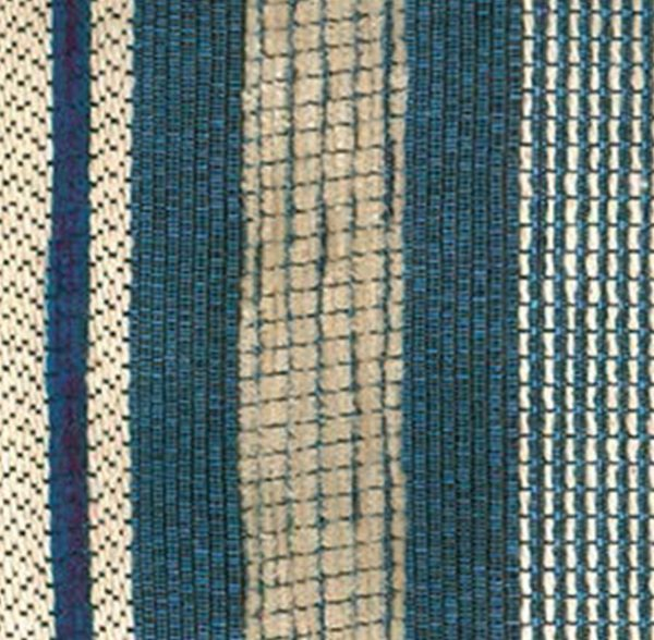 Tela, color azul, tapicería, modelo Rumba