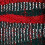 Tela, color rojo, tapicería, modelo tuareg