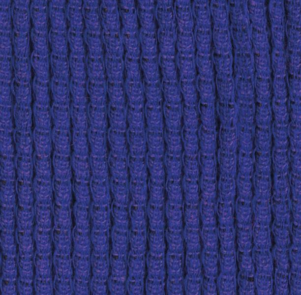 Funda elástica ajustable, modelo Candela azul eléctrico