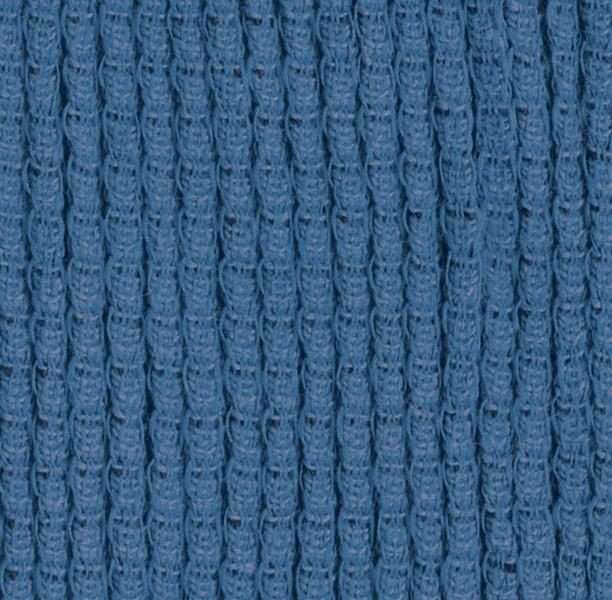 Funda elástica ajustable, modelo Candela azul