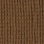 Funda elástica ajustable, modelo Candela marrón
