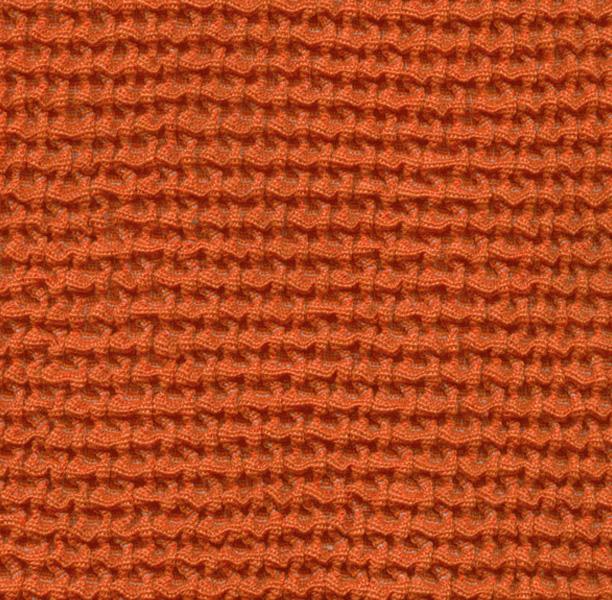 Funda elástica ajustable, modelo Chipre naranja