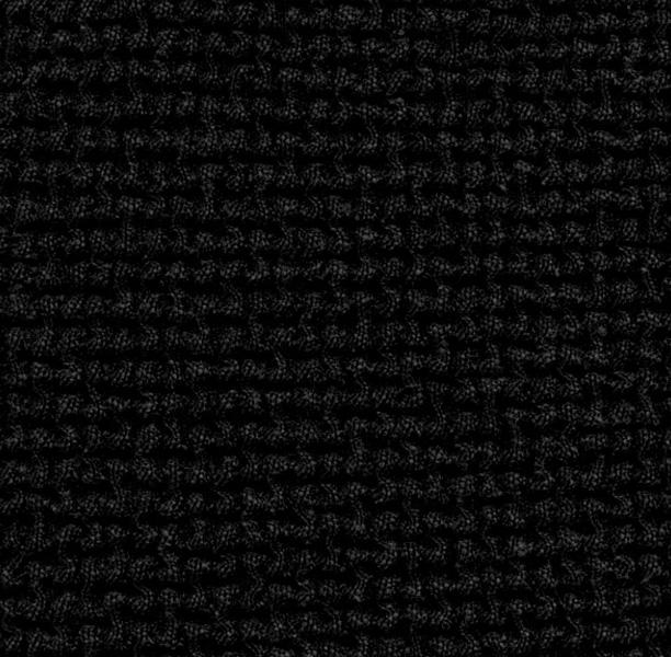 Funda elástica ajustable, modelo Chipre negro