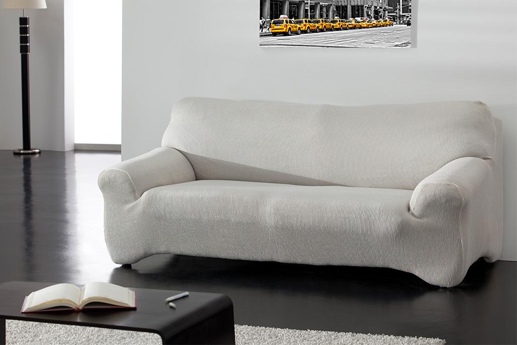 Funda de sof el stica modelo candela fundas sof s - Fundas elasticas sofa ...