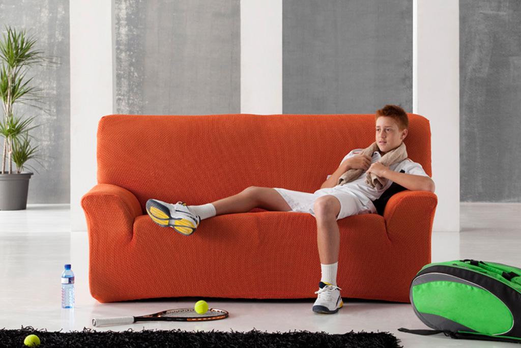 Funda de sofá elástica, modelo Chipre