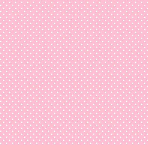 Metrajes, telas por metros, Candy circle rosa