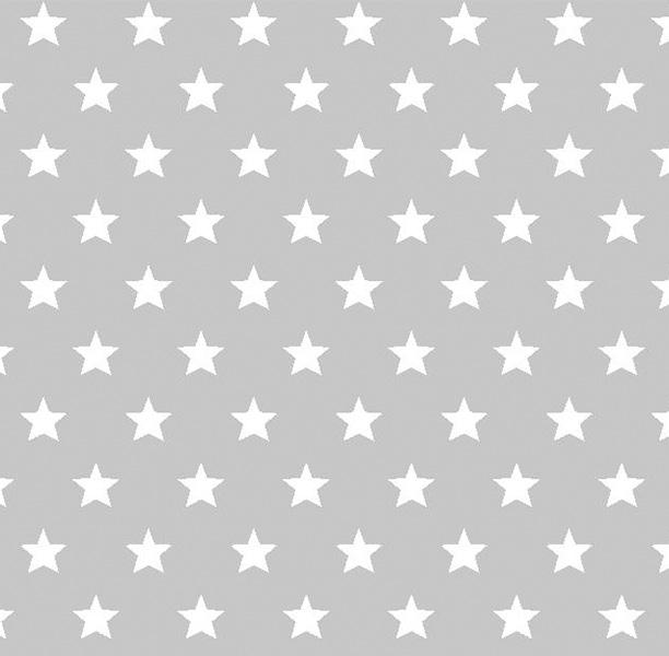 Metrajes, telas por metros, Candy star gris