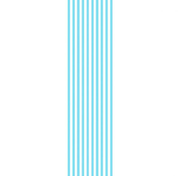 Metrajes, telas por metros, Candy stripe azul 2