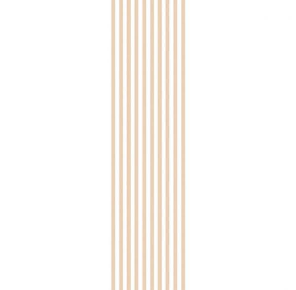 Metrajes, telas por metros, Candy stripe beige 2