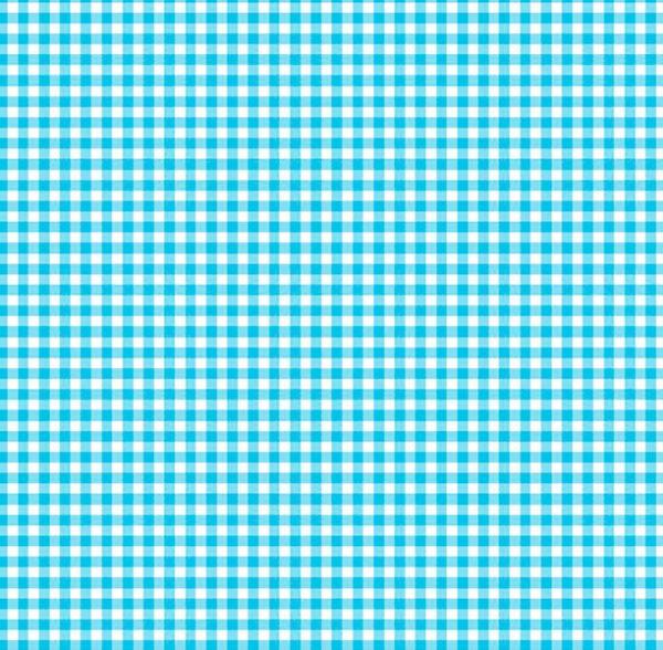 Metrajes, telas por metros, Candy vichy azul