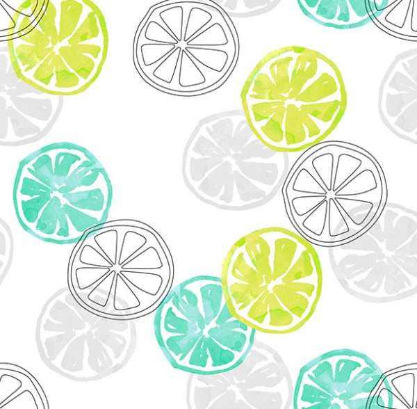 Metrajes, telas por metros, Lemon amarillo
