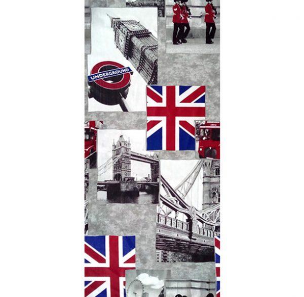 Metrajes, telas por metros, Londres 2
